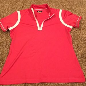 Greg Norman Collection Golf Top